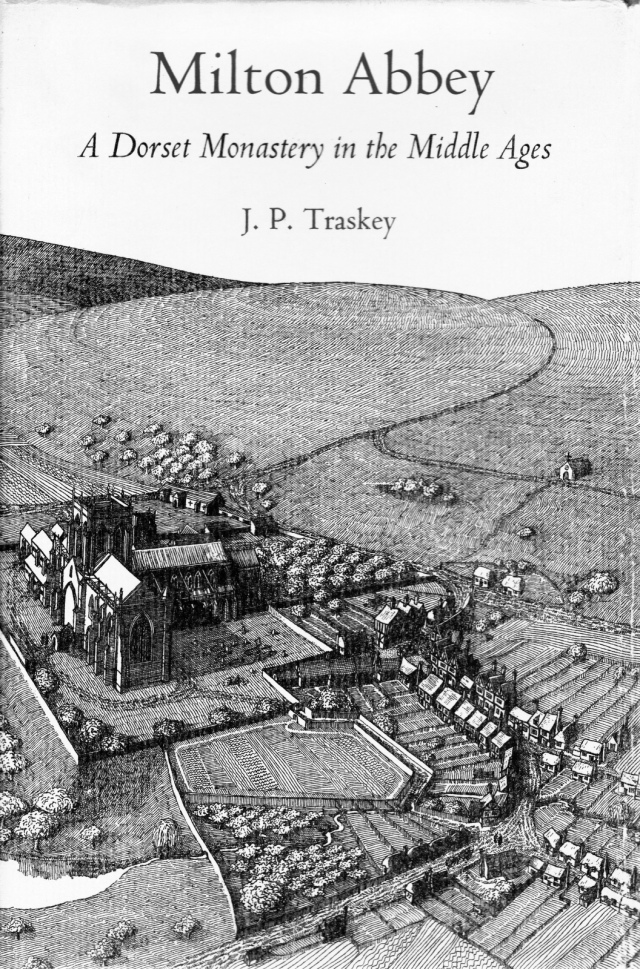 Traskey book jacket